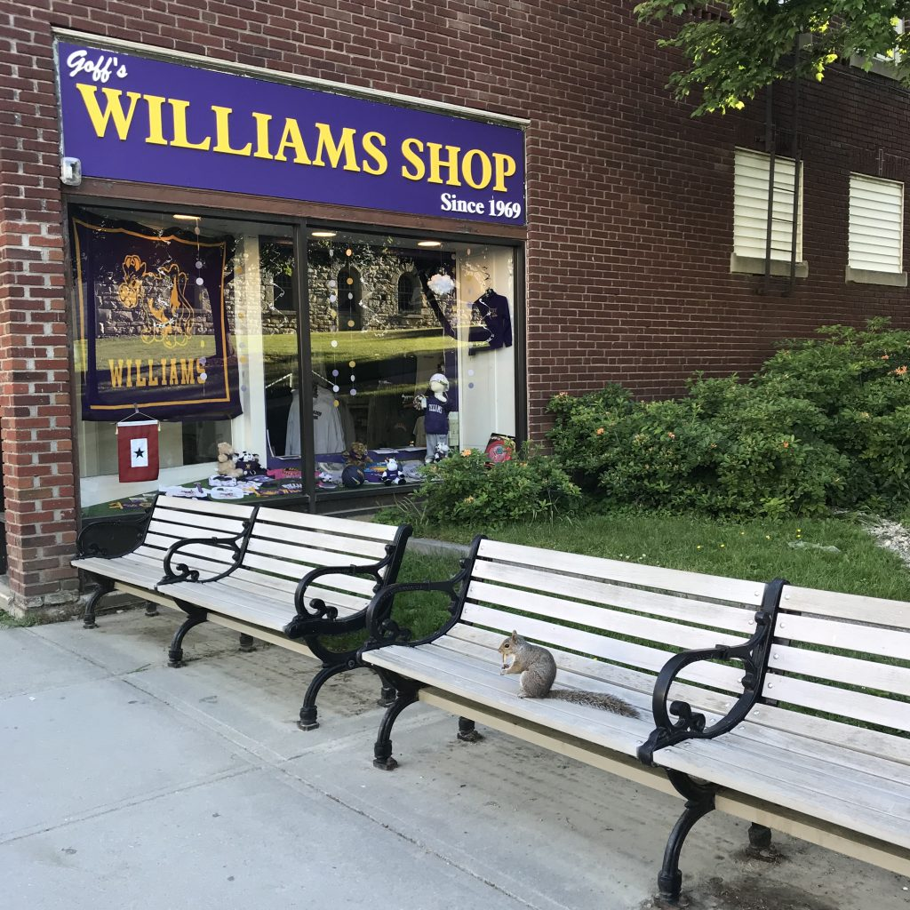 Williams College Shop
